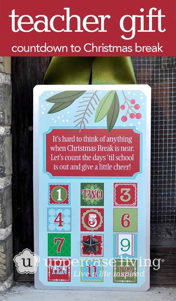 12 days christmas break countdown pin - When Is Christmas Break