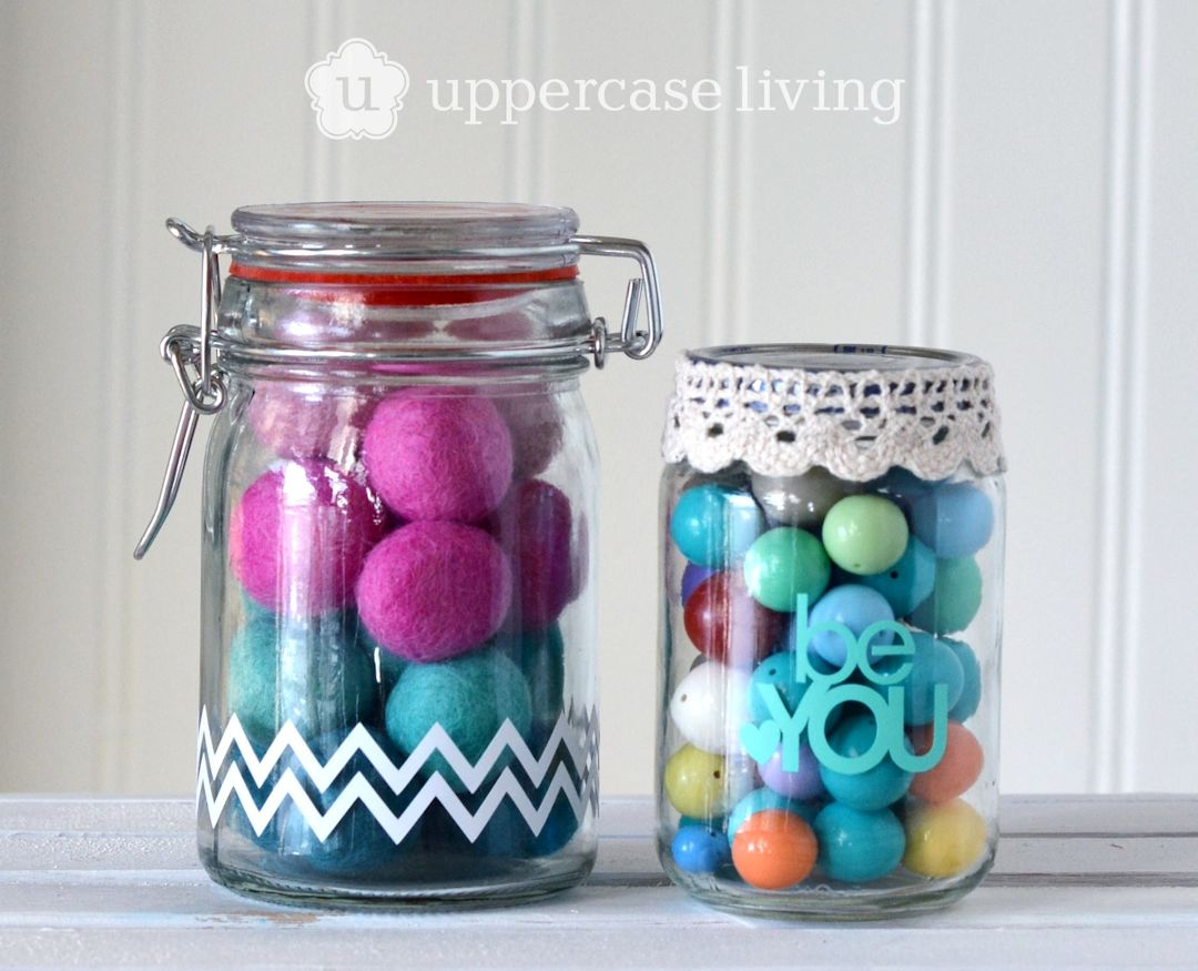 Be You Expression Sheet Jars