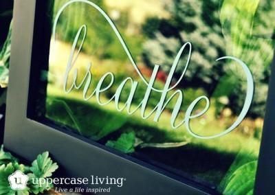 Breathe with Frameworks