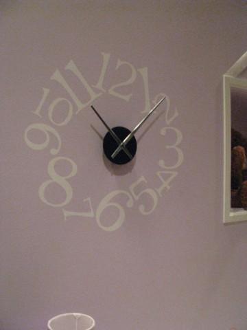 Contemporary Clock, 16511 - 5
