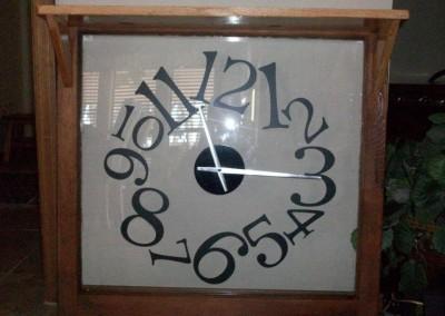Contemporary Clock, 16511 - 7