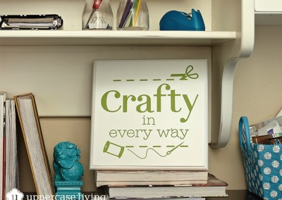 Crafty in every way