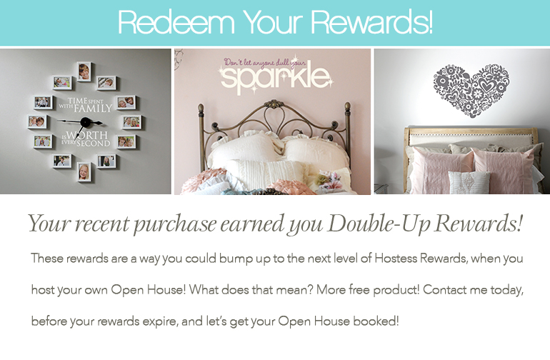 Uppercase Living Double-Up Rewards
