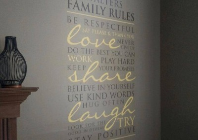 Family Rules 19543 - 3