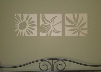 Flower Squares 13562 - 15