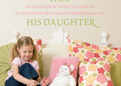 I am His Daughter