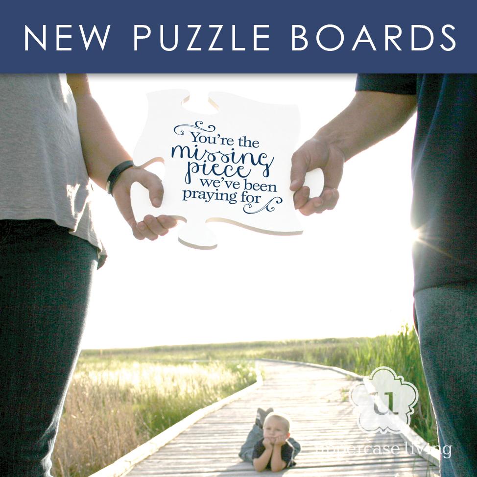 Puzzle Piece Board