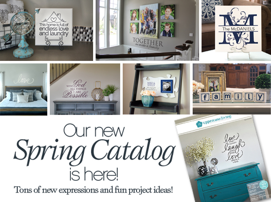 Uppercase Living Spring Catalog 2016