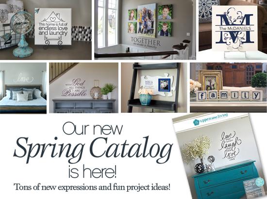 Uppercase Living Spring Catalog 2016