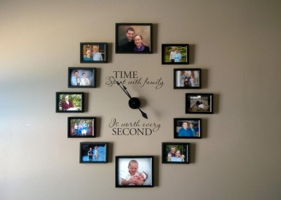 Time spent with family clock, 20982 - 2