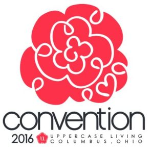 Uppercase Living Convention 2016 Logo