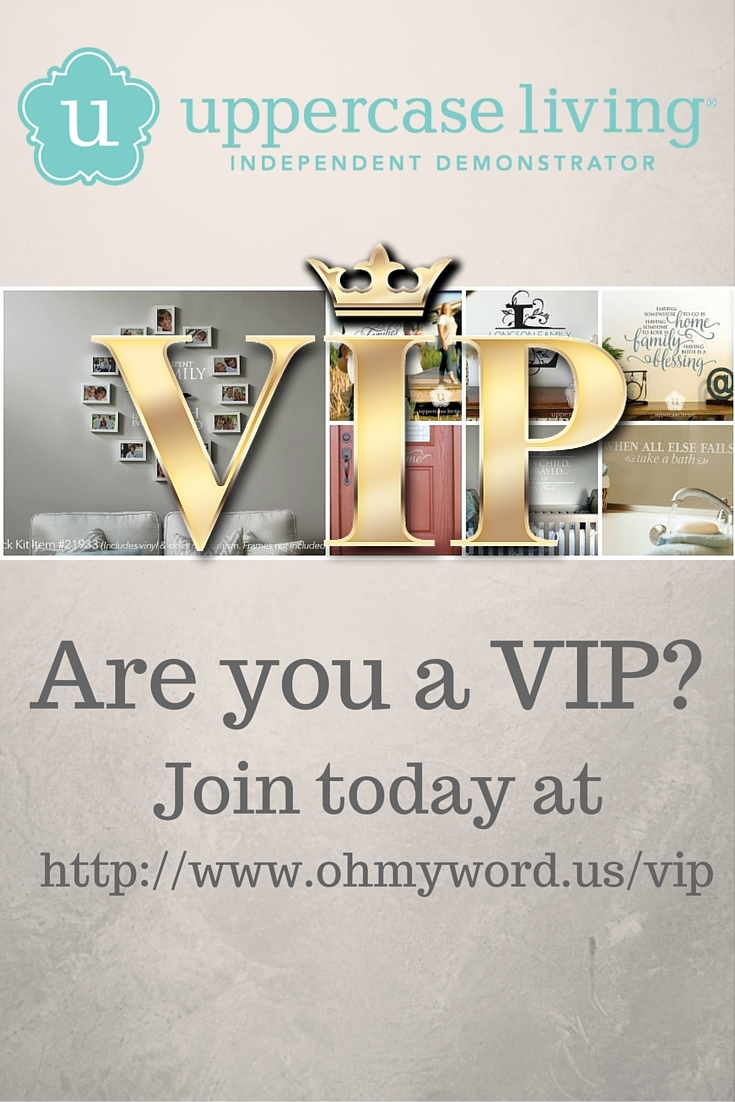 Uppercase Living VIP