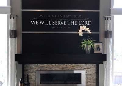 We Will Serve Lord