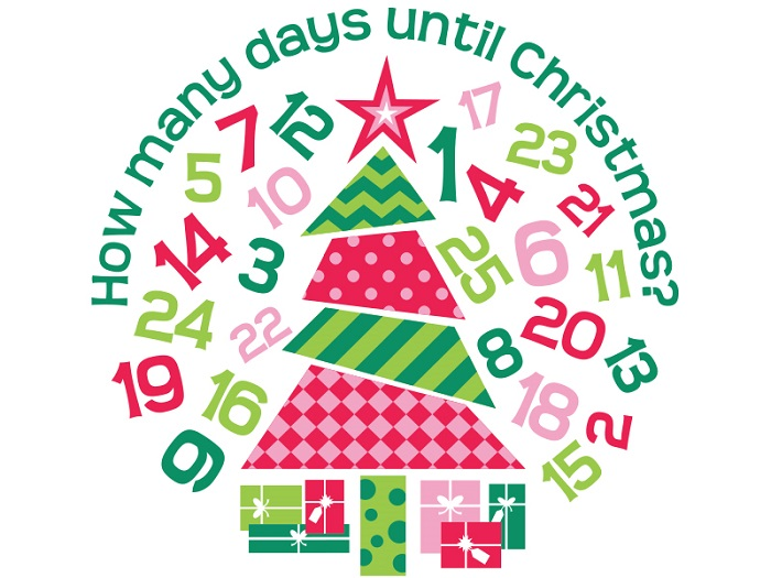 Zany Christmas Countdown